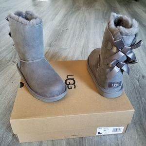 UGG Kids Bailey Bow II Boot